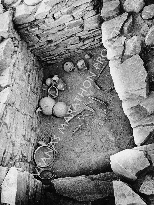 Τύμβος I, τάφος 2 - Βρανάς Μαραθώνα
